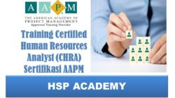 Training Certified Human Resources Analyst (CHRA) Sertifikasi AAPM