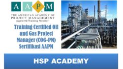 Training Certified Oil and Gas Project Manager (COG-PM) Sertifikasi AAPM