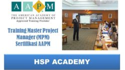 Training Master Project Manager (MPM) Sertifikasi AAPM