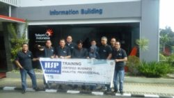 Training Certified Business Analytic Profesional (CBAP) Sertifikasi AAPM PT Telkom Batch 2