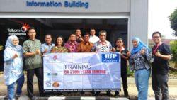 Training ISO 27001 : LEAD AUDITOR PT TELKOM Tbk